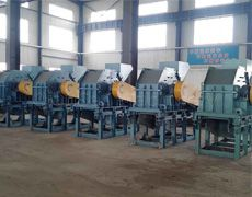 What Are The Advantages Of  Paper Tube Crushing Machine?