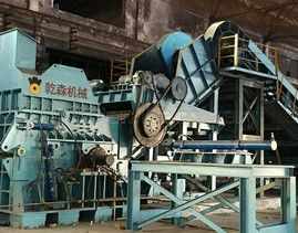What Is The Usage Of Scrap Crushing Machine?