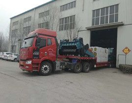 Steel Shredder Machine Shipping to Australia