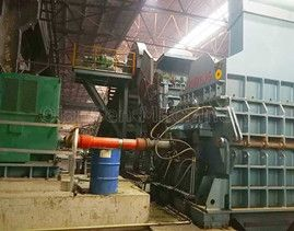 The Road To Green Environmental Protection in China Scrap Crushing Machine Industry Is An Inevitable Trend