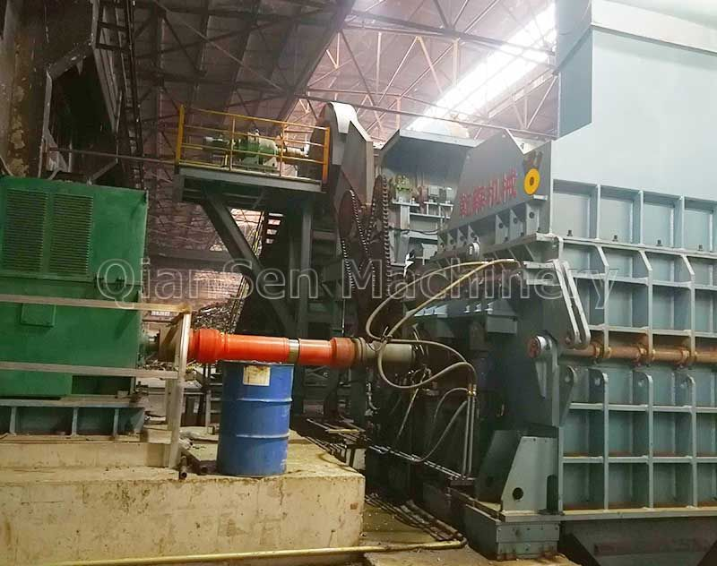 China Scrap Shredder