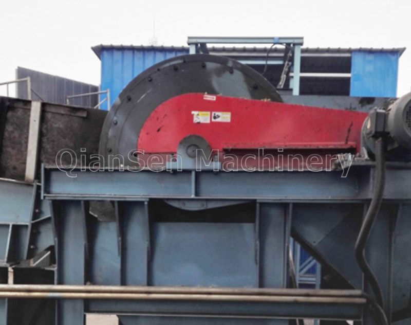 Steel Shredder Machine