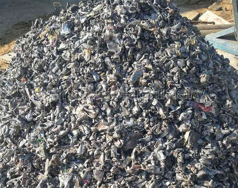 Scrap Metal Crusher